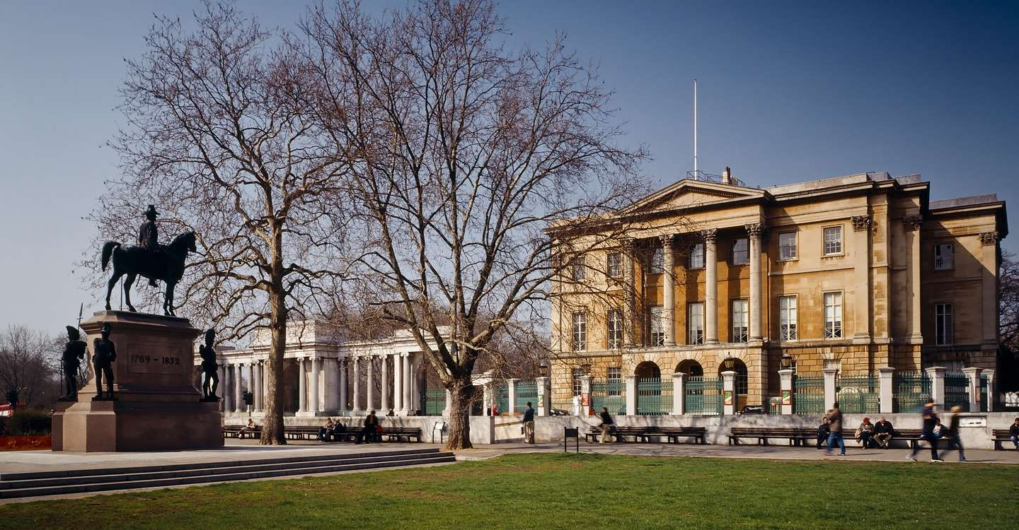 Apsley House – Exterior